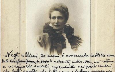 Anna Kuliscioff 1907